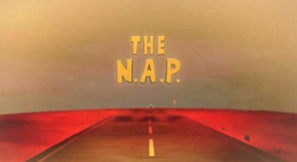 copertina cortometraggio THE N.A.T.