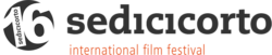 logo sedicicorto international film festival