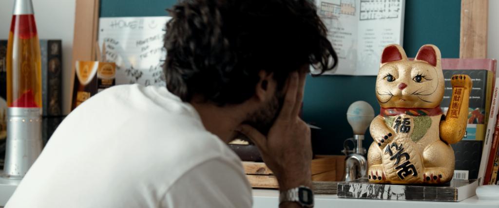Immagine del cortometraggio Codice Gatto di Leopoldo Caggiano