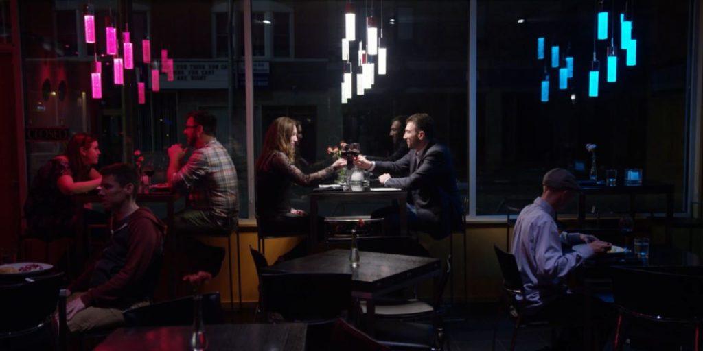 Immagine tratta dal cortometraggio The one i adore diretto da Jason Seelmann